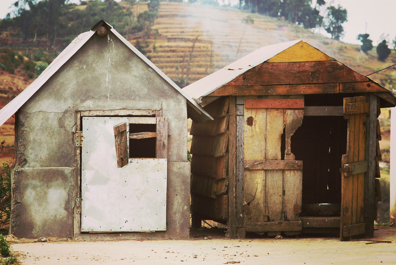 In The Doghouse, Ooty, India. Photo credit: babyelephant
